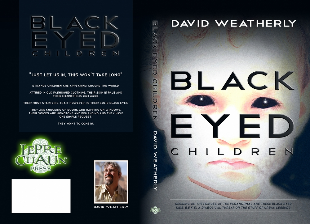 ''The Black Eyed Children'' by David Weatherly