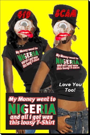 Internetbekanntschaften nigeria